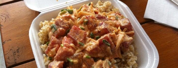 Ono Seafood is one of Hawaii.