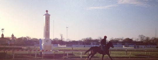 Pimlico Race Course is one of Charms of Baltimore #visitUS #4sq.