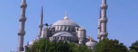 Sultan Ahmet Camii is one of Tarih/Kültür (Marmara).