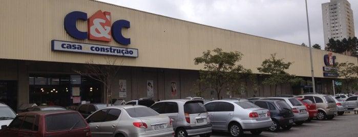 C&C is one of Fabio Henrique'nin Beğendiği Mekanlar.