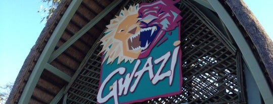 Gwazi is one of My favorites for Theme Parks and Rides.