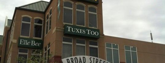 Broad Street Baking Company & Cafe is one of Zack'ın Kaydettiği Mekanlar.