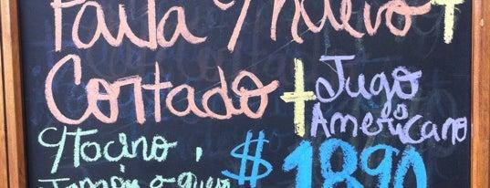 Cafe Luvi is one of Ruta de cafés, sandwich, almuerzos.