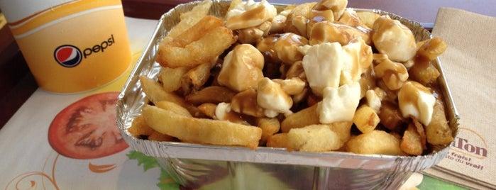 Chez Ashton is one of Quebec to-do/eat.