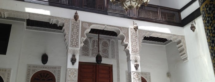 Riad Palais Batha is one of Locais curtidos por Carl.