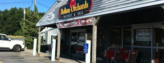 Bolton Orchards and Country Store is one of Orte, die Shauna gefallen.