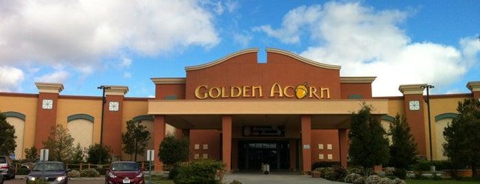 Golden Acorn Casino & Travel Center is one of Posti che sono piaciuti a D..