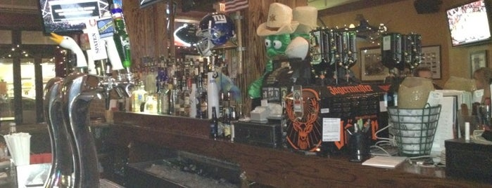 Bullpen is one of Sports Bars-To-Do List.