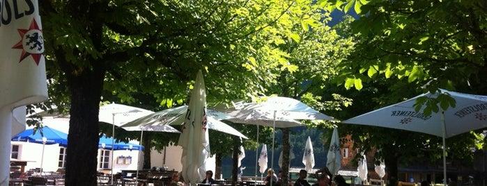 Historische Gaststätte St. Bartholomä is one of berchtesgaden.