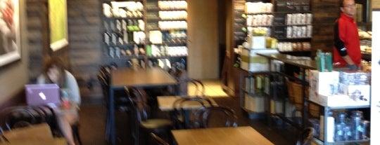 Starbucks is one of Posti che sono piaciuti a Sung Han.