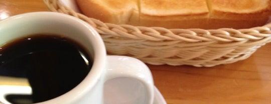 Komeda's Coffee is one of Tempat yang Disukai 🍩.