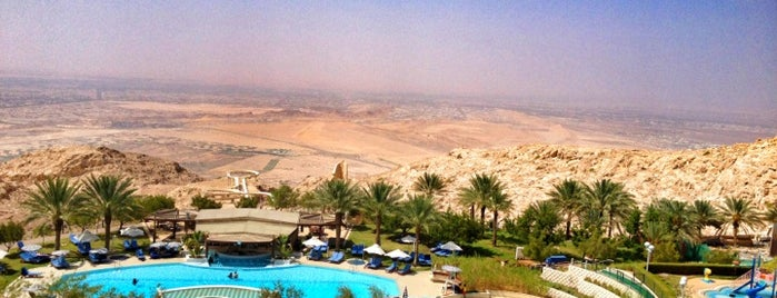 Hotel Mercure Grand Jebel Hafeet Al Ain is one of Locais curtidos por Els.