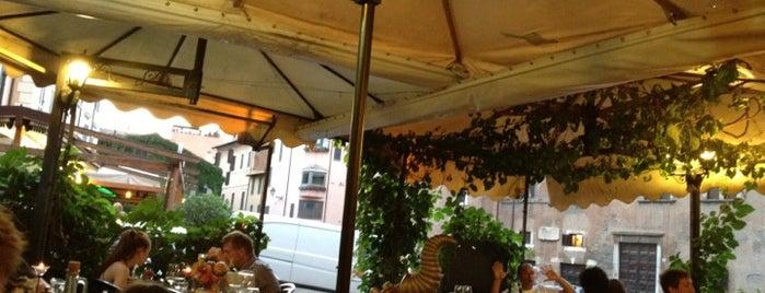 Ristorante Da Cencia is one of Gespeicherte Orte von B&B Hotels.