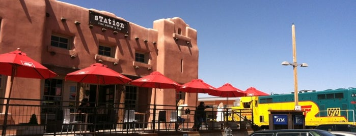 Station Coffee House is one of Santa Fe Coffee Fix.