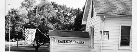 Eastside Tavern is one of Gespeicherte Orte von Jason.