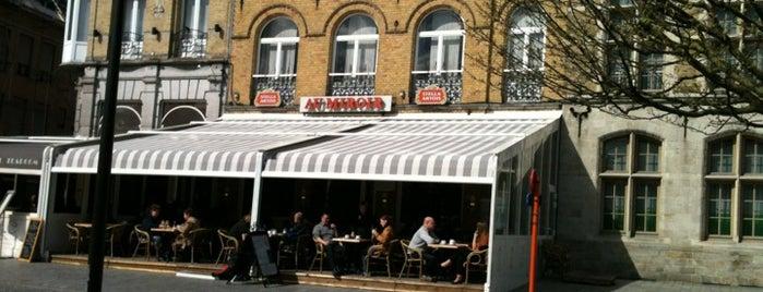 Au Miroir is one of 50 aangenaamste terrassen van Ieper.
