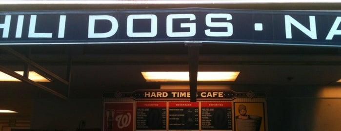 Hard Times Café is one of Favorite อาหารนานาชาติ (#278).