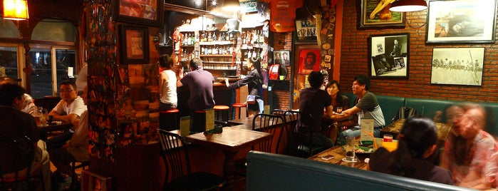 Time Passage is one of Shanghai's Best Low-Key Bars.