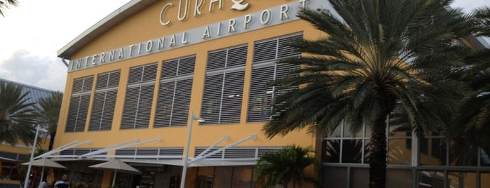 Curaçao International Airport (CUR) is one of Hopster's Airports 1.