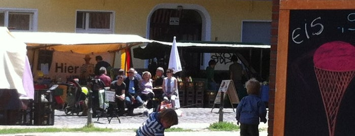 Cafe Selig is one of Berlin with kids.