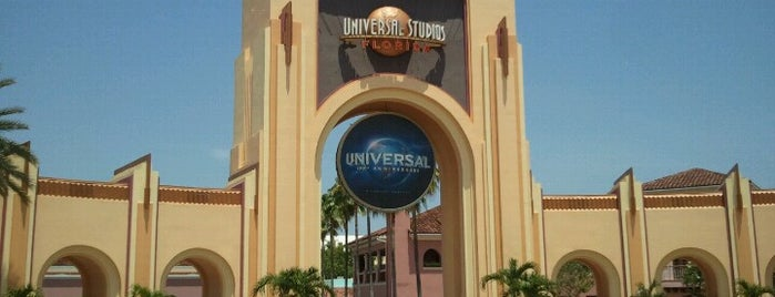Universal Studios Florida is one of Theme Parks I've Visited.