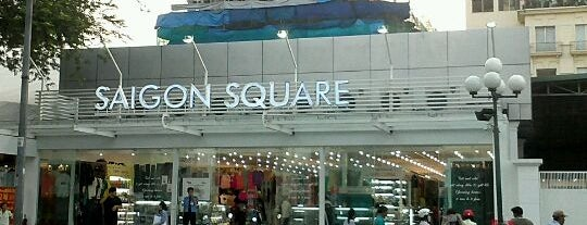 Saigon Square is one of Lugares favoritos de Elena.