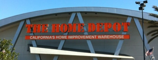 The Home Depot is one of CA.