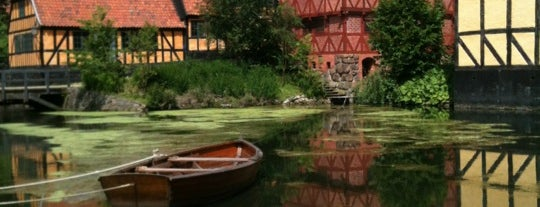 Den Gamle By is one of Aarhus.