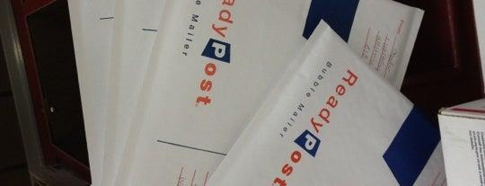 US Post Office is one of Orte, die Jason gefallen.