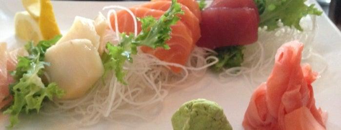 Sushi Tatsu Japanese Restaurant is one of 寿司.