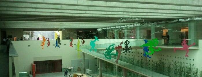 Centro Cultural Palacio La Moneda is one of Arte, Cultura & Entretenimiento.