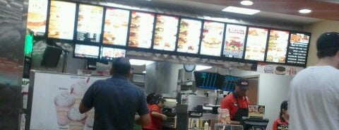 Carl's Jr. is one of Places I want to try out II (eateries).