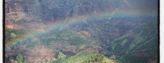 Waimea Canyon Trails is one of Kauai Exploring.
