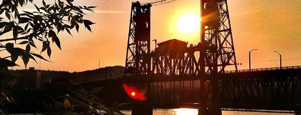 Steel Bridge is one of Travel To Do.