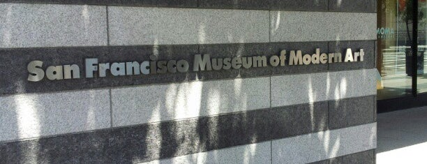 San Francisco Museum of Modern Art is one of 101 places to see in San Francisco before you die.