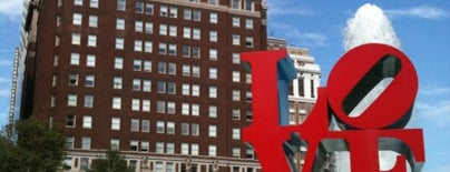 JFK Plaza / Love Park is one of It's always sunny in....