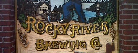 Rocky River Brewing Company is one of Best Breweries in the World.