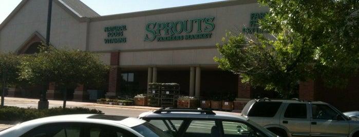 Sprouts Farmers Market is one of Orte, die Ryan gefallen.