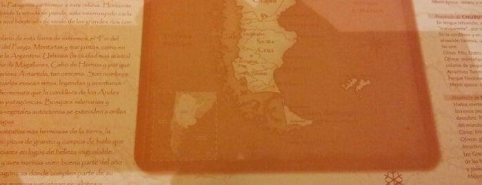 Pastagonia is one of ¡Palma está en mi alma!.