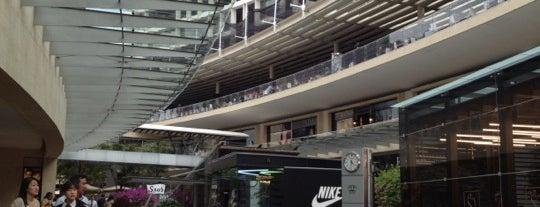 Antara Fashion Hall is one of Day 1.