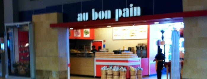 Au Bon Pain is one of NEW YORK.