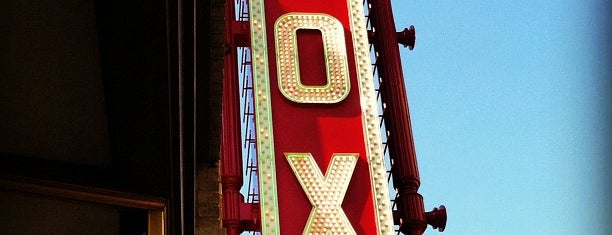 The Fox Theatre is one of StorefrontSticker City Guides: Atlanta.