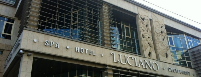 Luciano Hotel & Spa is one of SVETLANAさんの保存済みスポット.