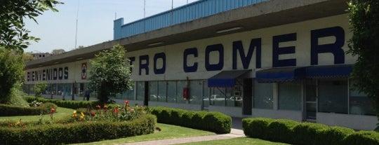 Centro Comercial Cruz Azul is one of Susie'nin Beğendiği Mekanlar.