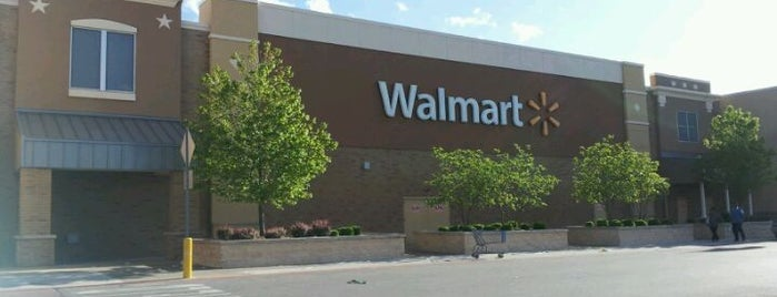 "Walmart is one of My ""Bucket list""."