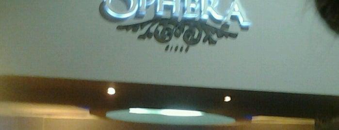 Discoteca Ophera is one of Emilio : понравившиеся места.