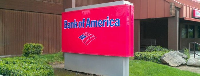 Bank of America is one of Posti che sono piaciuti a TROY CLIFFORD.