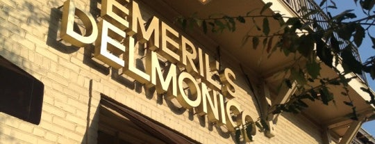 Emeril's Delmonico is one of NoLa.