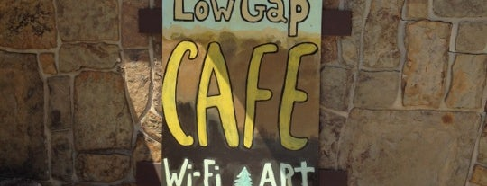 Low Gap Cafe is one of NW AR.