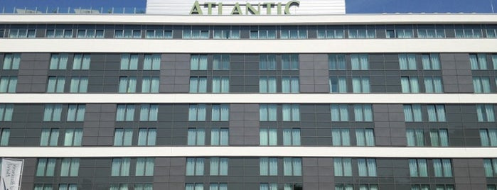 ATLANTIC Congress Hotel Essen is one of Marcさんのお気に入りスポット.